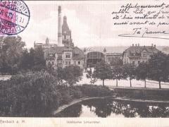 Offenbach a M Städtischer Schlachthof