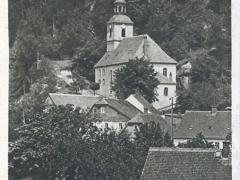 Oybin die Kirche