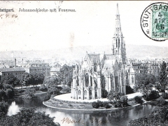 Stuttgart-Johanneskirche-mit-Feuersee