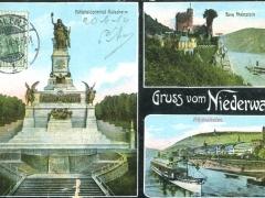 Rüdesheim Niederwald Mehrbildkarte