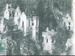 Rappoltsweiler Ruine Dusenbach