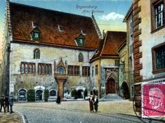 Regensburg altes Rathaus