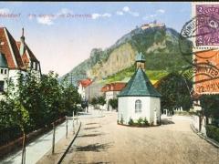 Rhöndorf alte Kapelle und Drachenfels