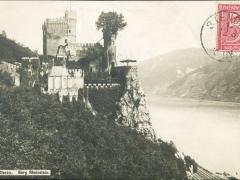 Rheinstein Burg der Rhein