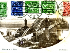 Riesa a d Elbe