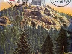 Riesengebirge-Der-Kynast-vom-Höllengrund