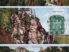 Sächs-Schweiz-Mehrbildkarte