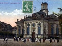 Saarbrücken Ludwigskirche