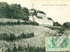 Schloss Eberstein bei Baden Baden