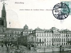 Strassburg-ehemaliges-Schloss