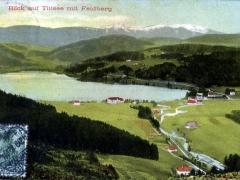 Titisee mit Feldberg