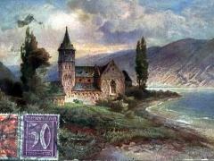 Trechtingshausen die Klemenskapelle