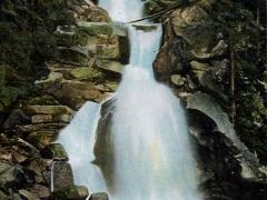 Triberg der Wasserfall