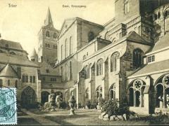 Trier Dom Kreuzgang