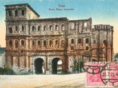 Trier Porta Nigra Innenseite