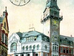 Völklingen Saar Rathaus