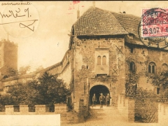 Wartburg Eingang