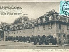 Weimar Ehemaliges Wohnhaus der Frau von Stein