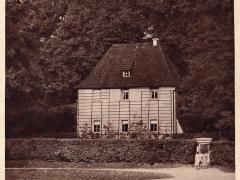 Weimar-Goethe-Gartenhaus