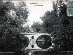 Weimar Sternbrücke