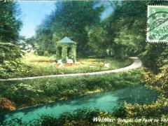 Weimar Tempel im Park zu Tiefurt