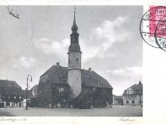 Weissenberg Rathaus