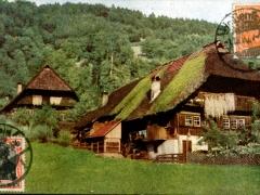 Weissenfels Bauernhof