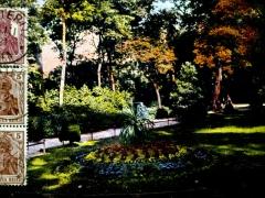 Weissenfels a Saale Stadtgarten