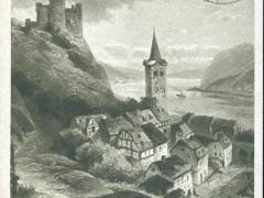 Wellmich und Burg Maus