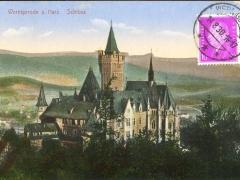 Wenigerode Harz Schloss