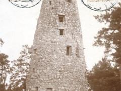 Estland Turmruine