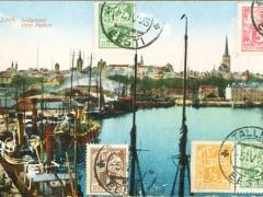 Tallinn Sadamast vom Hafen