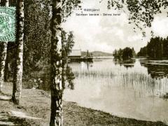 Rättijärvi Saima kanal