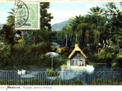 Madeira Funchal Jardim Publico