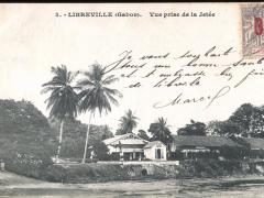 Libreville Vue prise de la Jetee