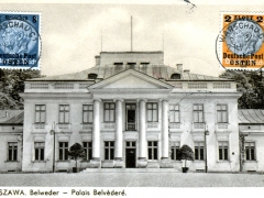 Warszawa Belweder