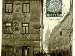 Warszawa Fragment Starego Rynku