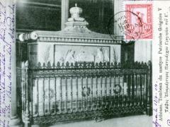 Athen Tombeau du martyre Patriarche Gregoire V