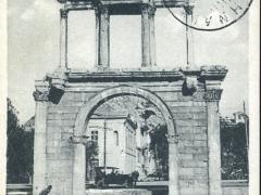 Athenes Arc d'Adrien