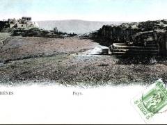 Athenes Pnyx