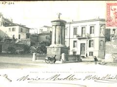 Athenes le Monument de Lysicrate