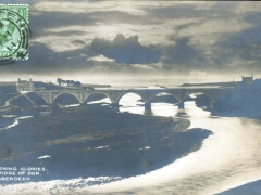Aberdeen Evening Glories Bridge of Don