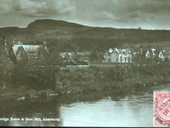 Aberfeldy Tay Bridge Drive and Hill