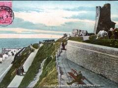 Aberystwyth Castle Promenade