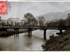 Ardlui River Falloch