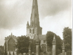 Ashbourne Parish Church
