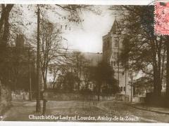 Ashby de la Zouch Church of our Lady of Lourdes