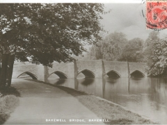 Bakewell Bakewell Bridge