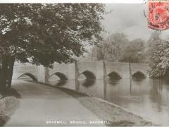 Bakewell Bakewell Bridge