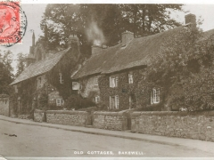 Bakewell old Cottages